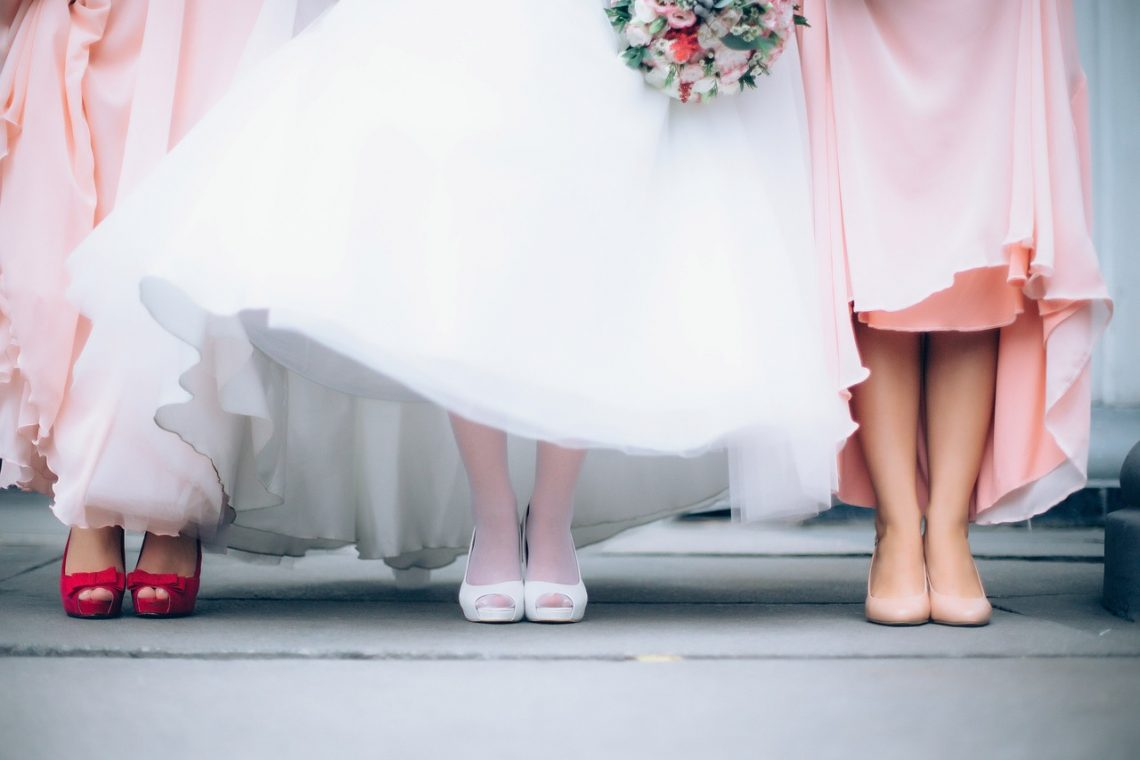 Introduction To Bridesmaid Shoes