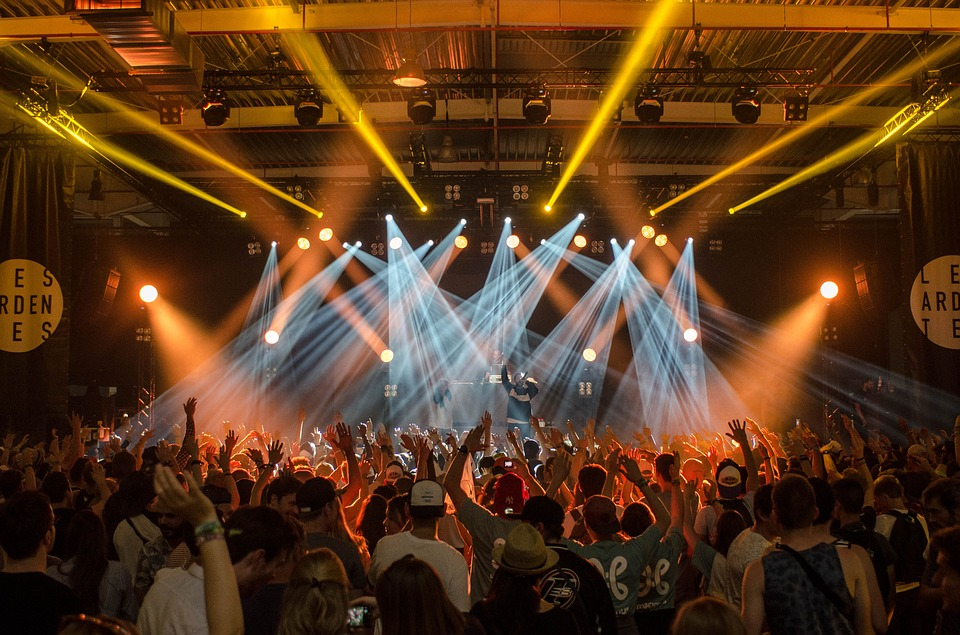 Guide To Stage Lighting Sydney