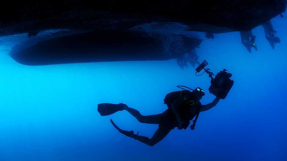 Diving Instructor Course Australia