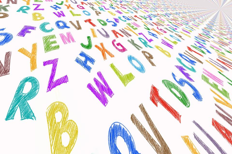 Characteristics Of Easy Alphabet Worksheets