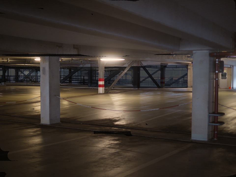 External Car Park Lighting