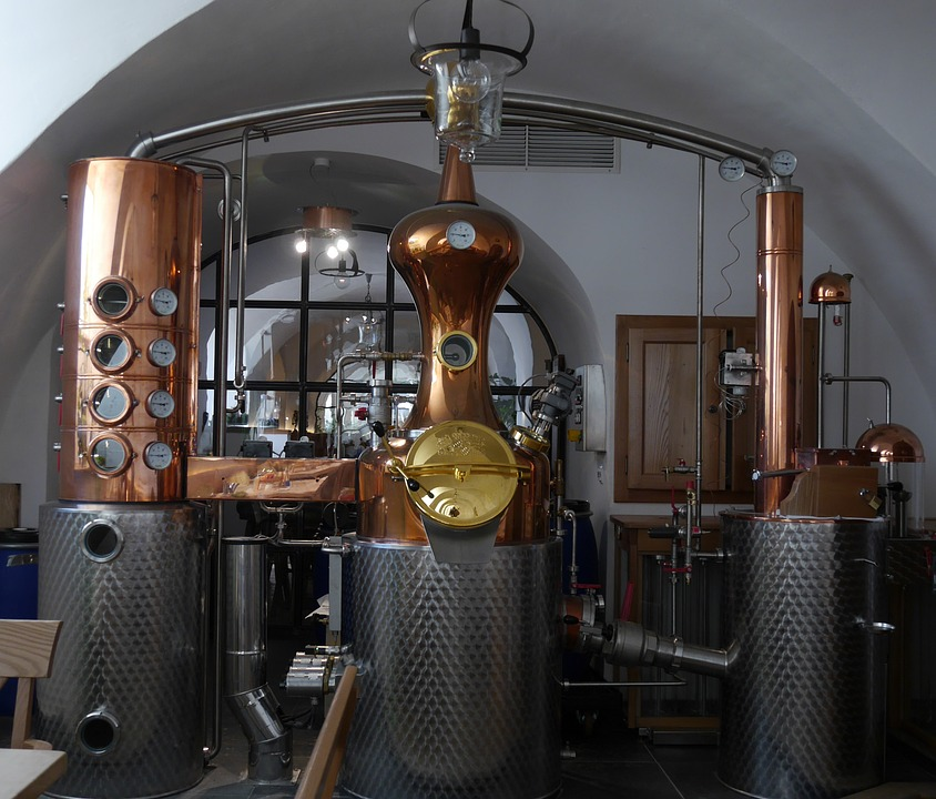 Make The Most Of Commercial Distilling Equipment