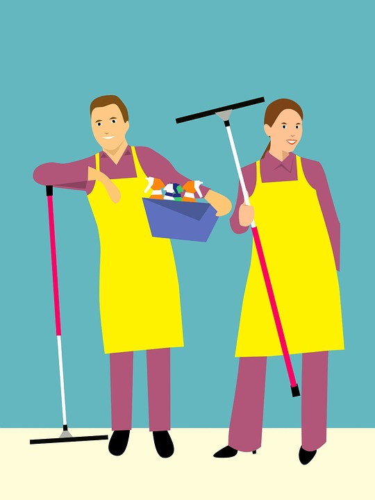 Domestic Cleaning Brisbane To Help With Cleaning