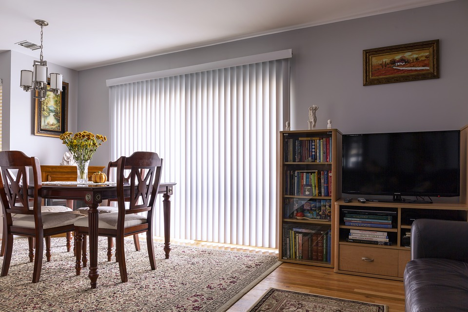 Vertical Blinds Brisbane: Adds Grace To Your Home