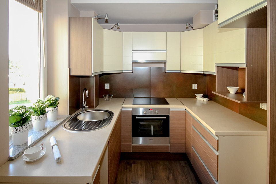 Interior Design For Small Kitchens