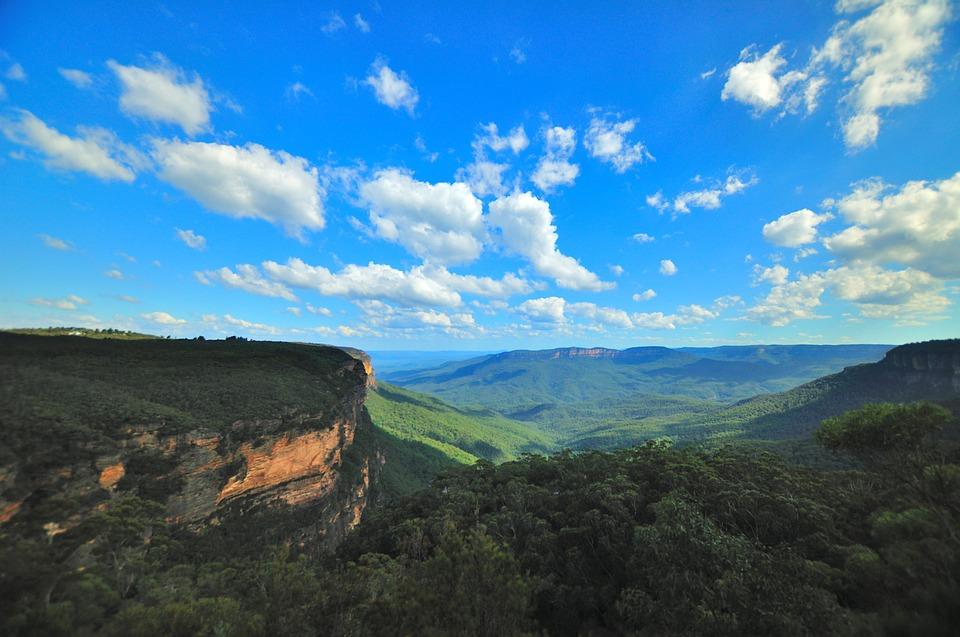 Awesome Australia's Blue Mountain