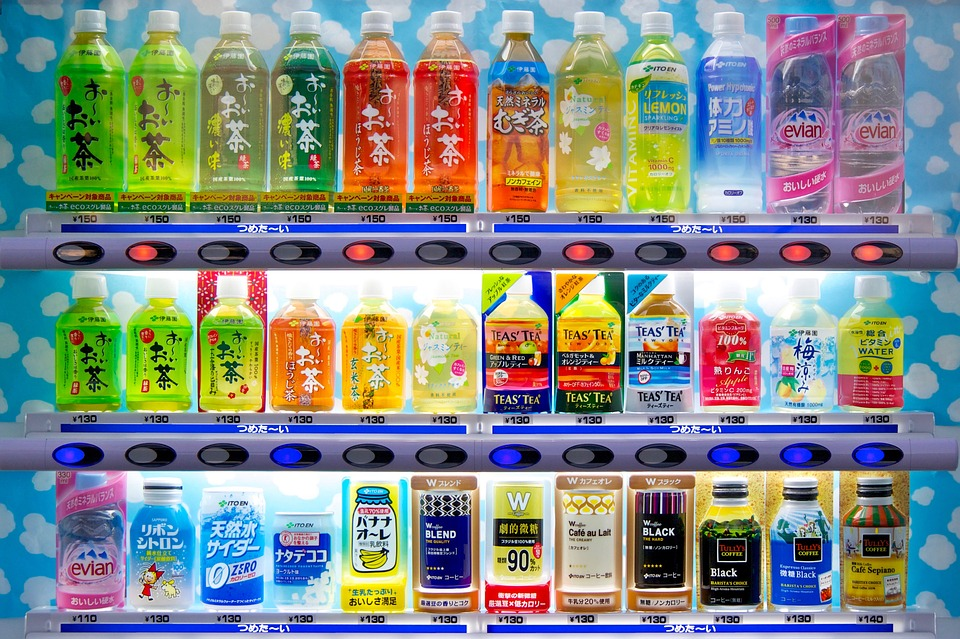 3 Reasons To Lease A Vending Machine