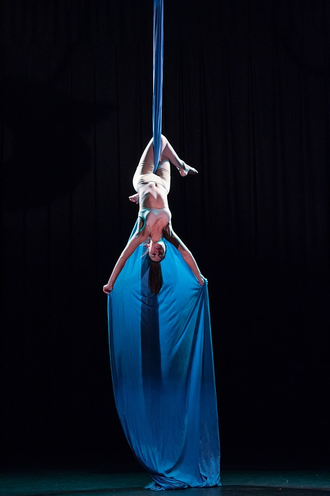 Aerial Lyra Lessons In Sydney