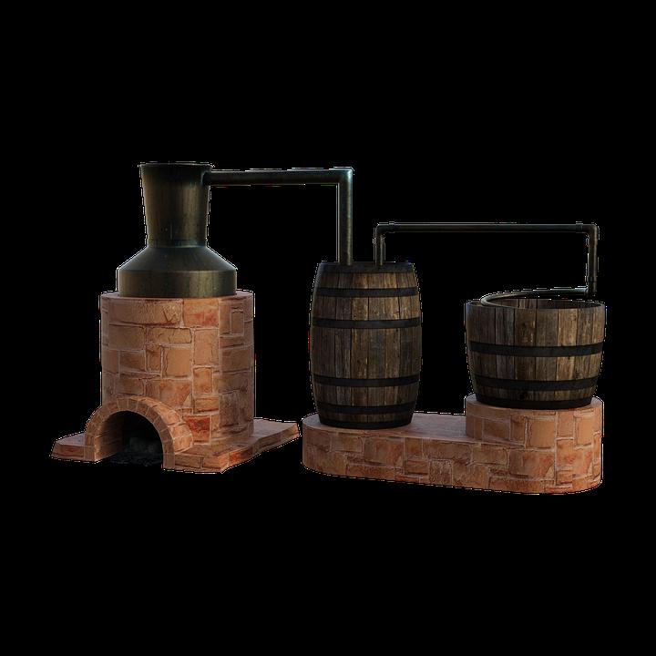 Using The Australian Distilling Equipment