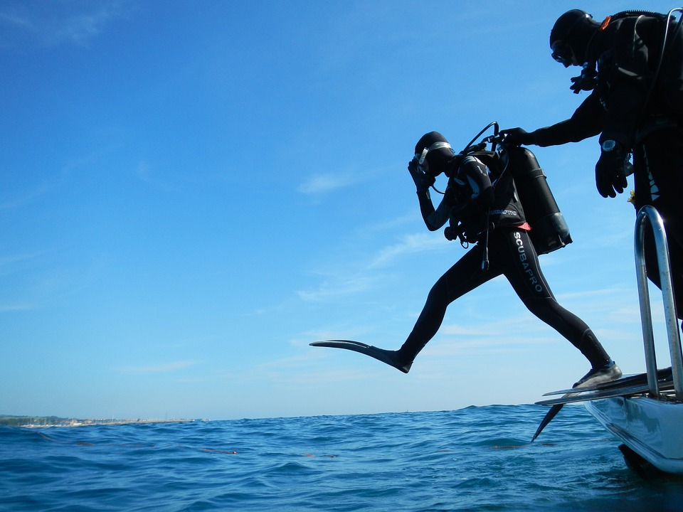 Padi Dive Instructor – Become A Professional