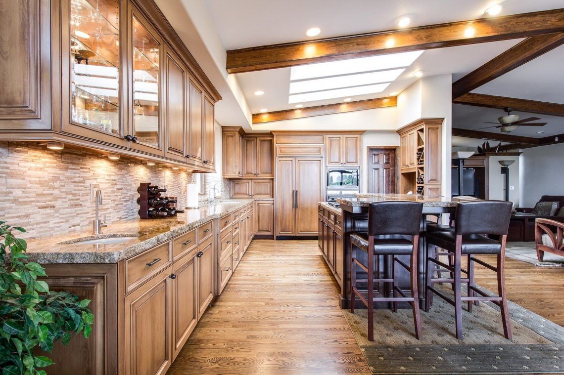 Acquiring Unmatched Kitchen Lighting Design Options