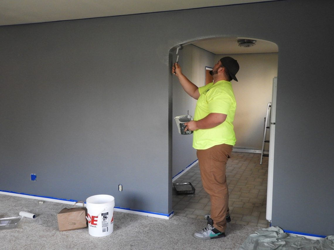 Hire Experienced Commercial Painters Brisbane