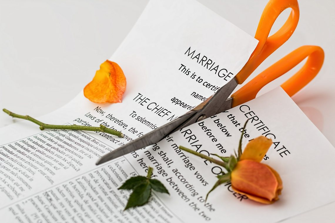 Why You Need Legal Separation Agreement