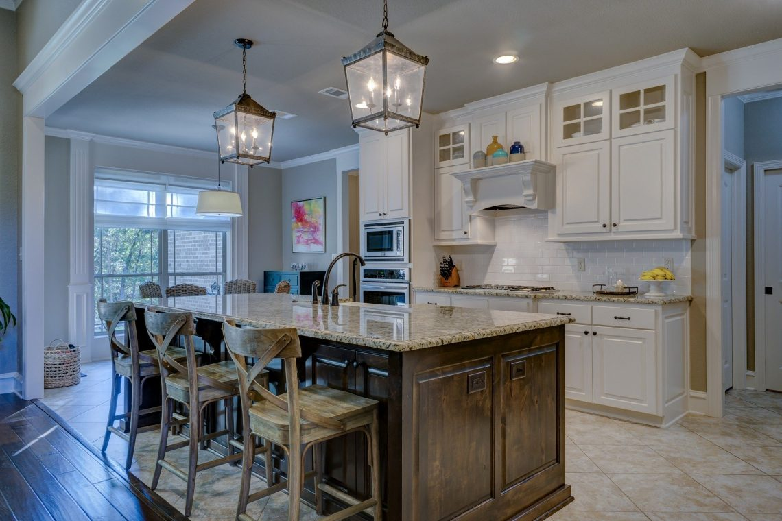 3 Things To Consider For Kitchen Lighting Design