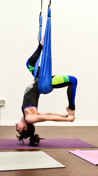 Why You Need Aerial Lyra Lessons From Sydney