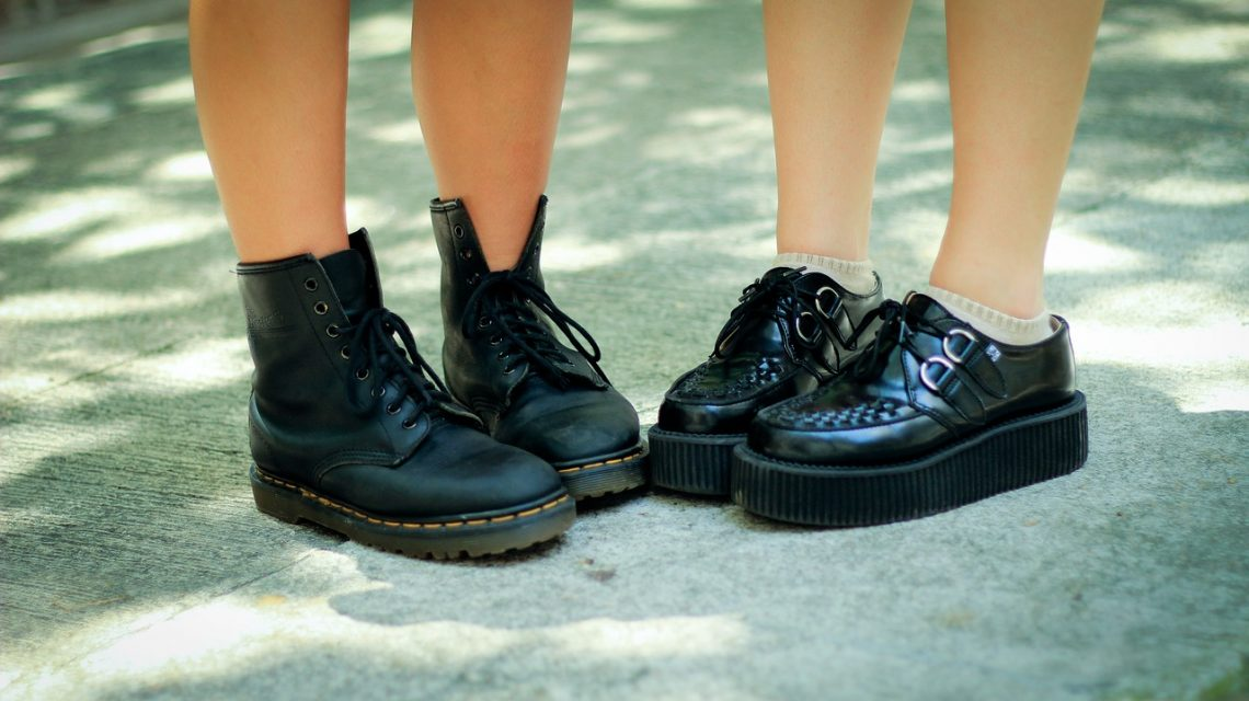 A Brief History On Creeper Platform Shoes