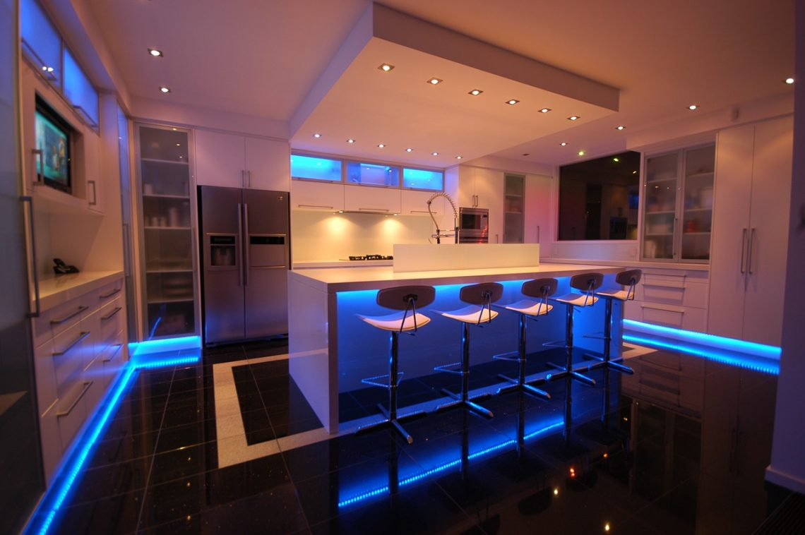 Kitchen Lighting Design – A Few Tips