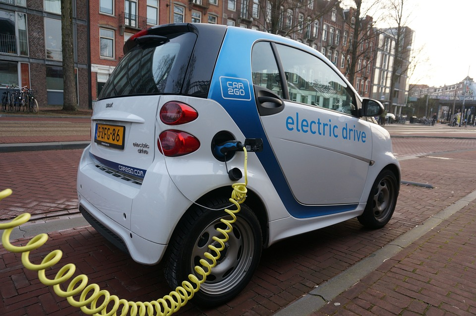 A Brief On Electric Car Charging Stations