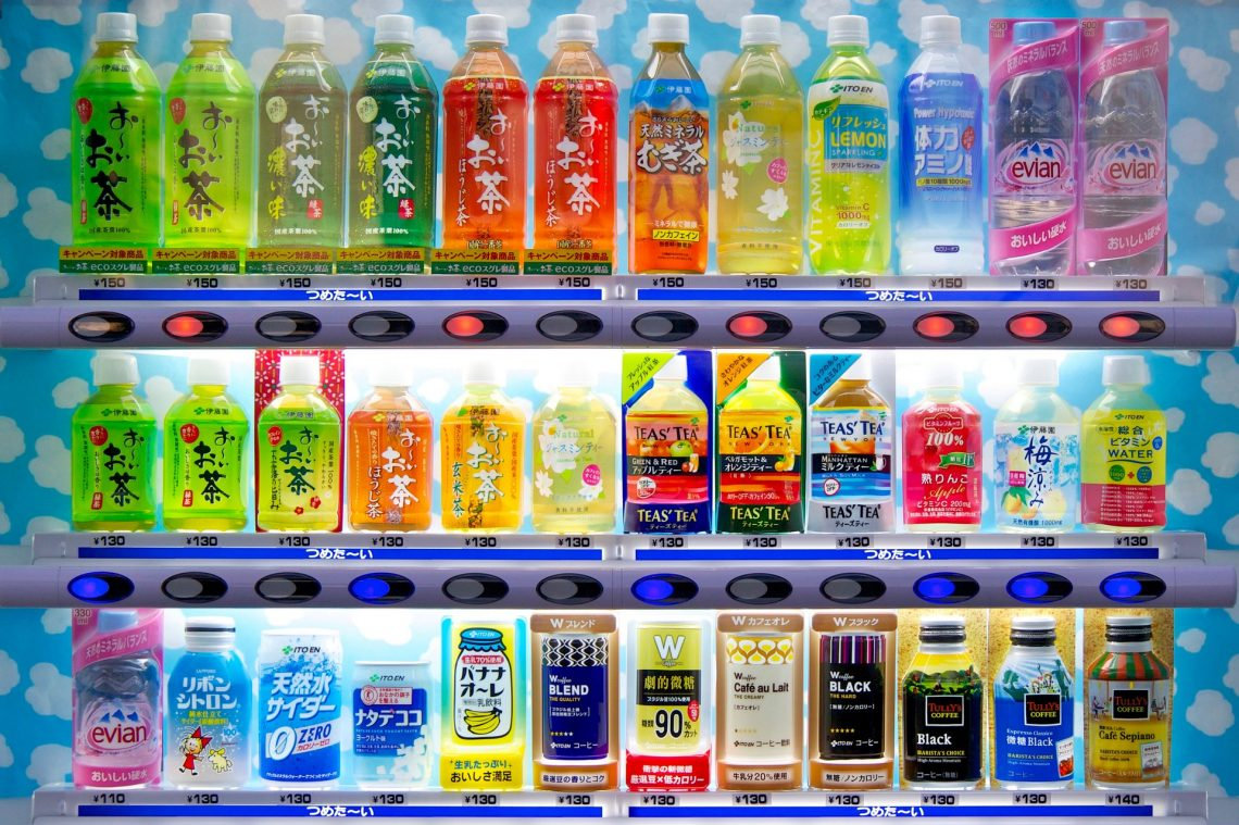 Vending Machine Leasing Companies – What To Look For
