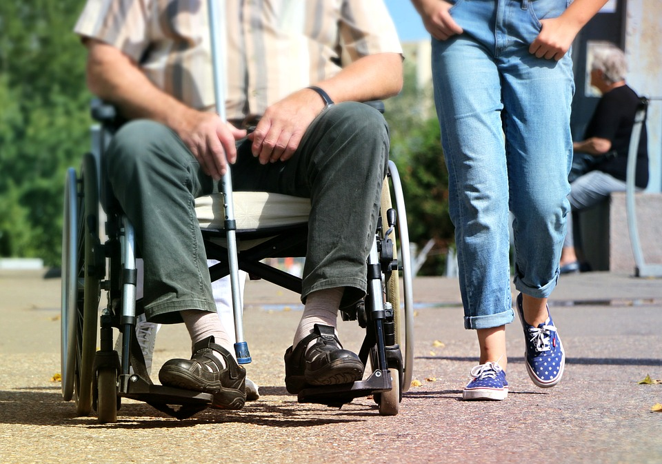 Devices That Mainly Aid The Elderly And Disabled To Carry On With Their Daily Activities.