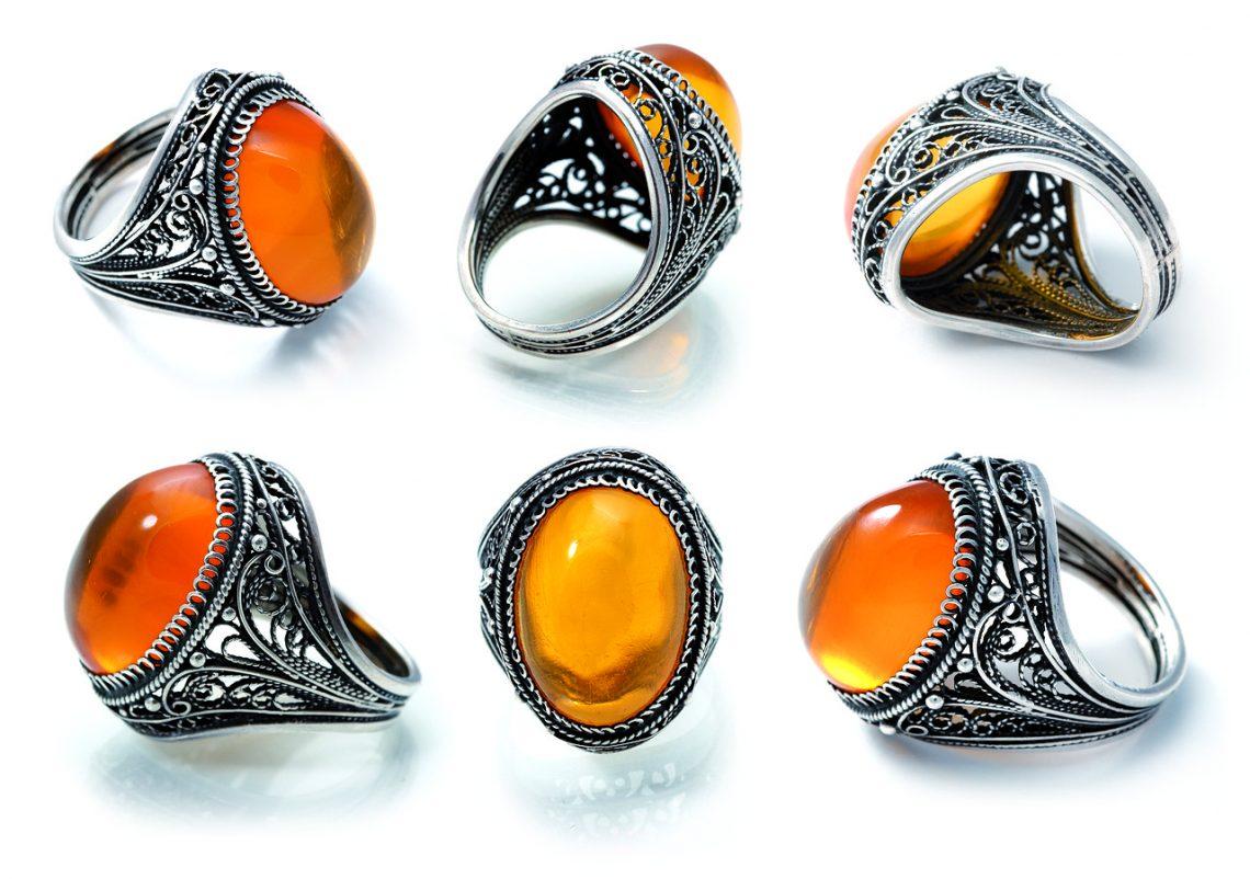 Buying An Amber Ring