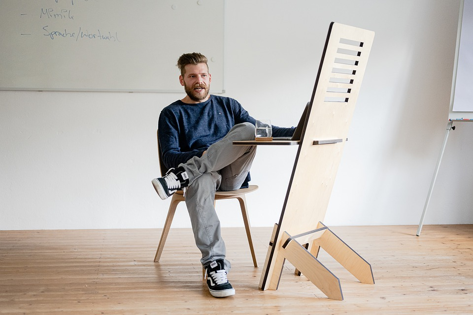 Every Office Space Needs A Sit Stand Desk