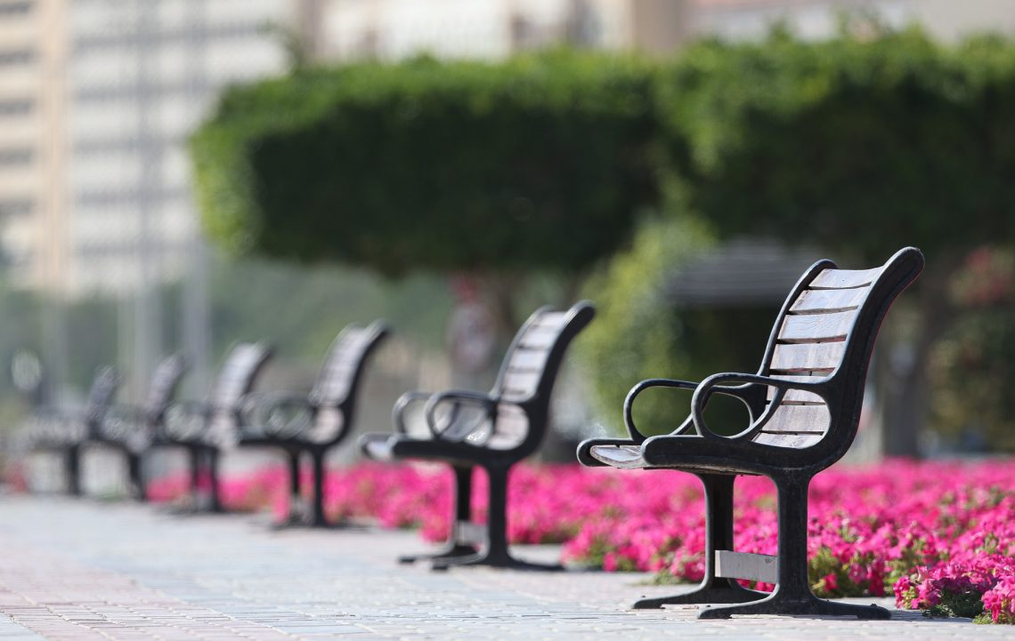 Why Choose Reycled Benches
