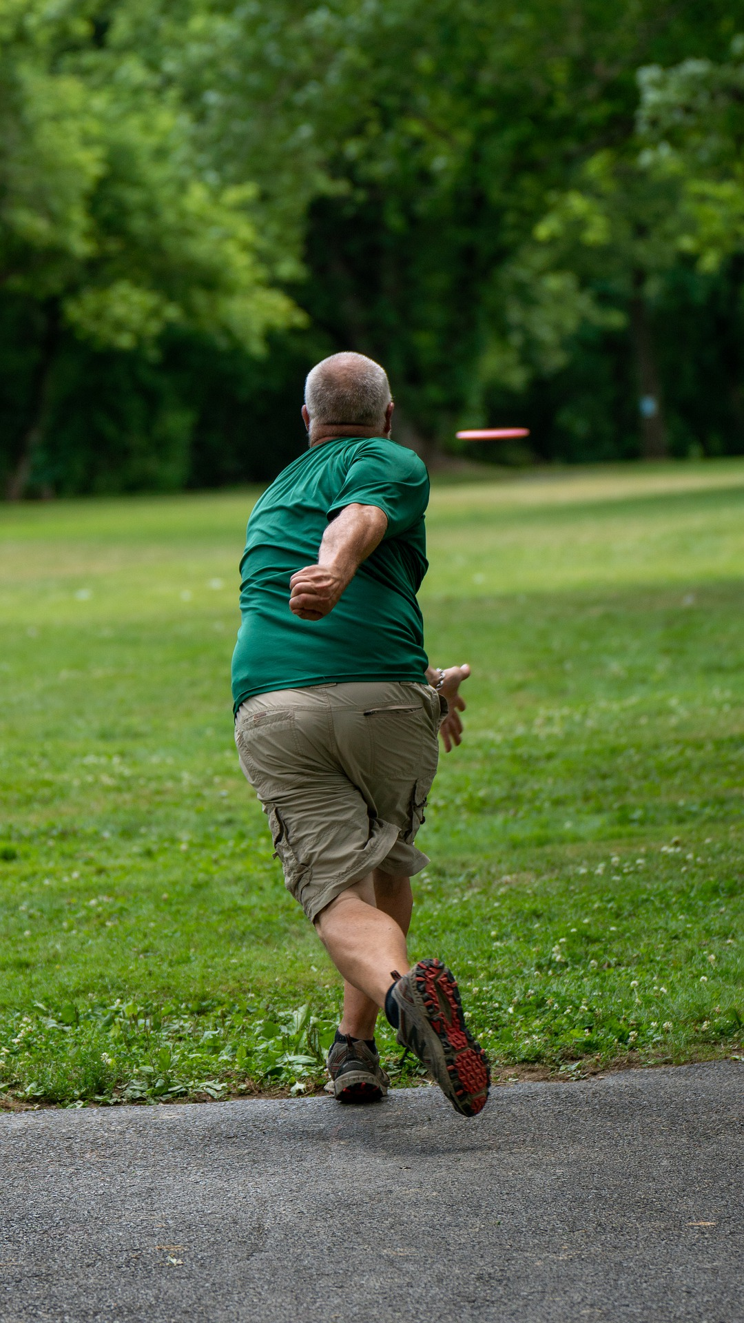 Improving The Distance Of Disc Golf Drives