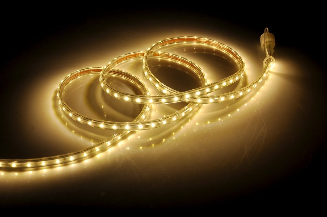 Outdoor Led Strip Lights. A Guide To Outdoor Lighting.