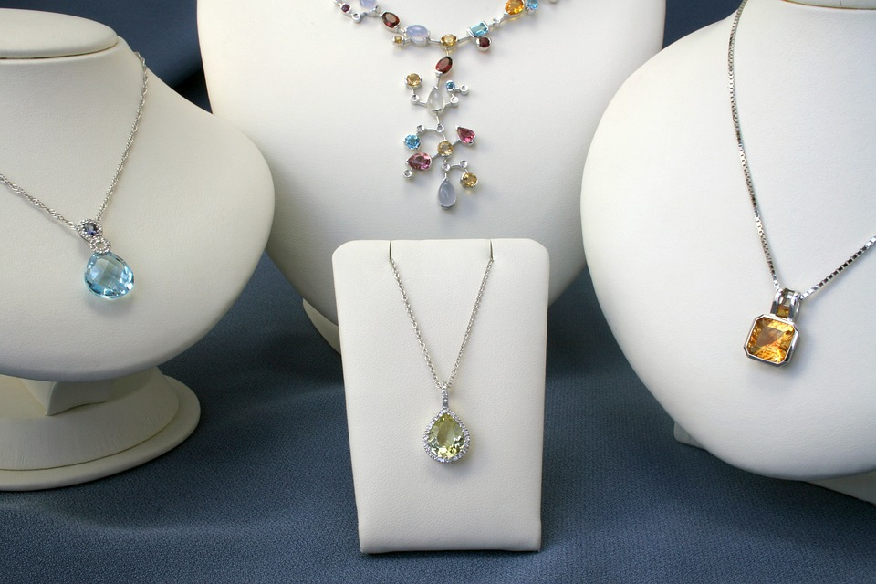 The Crystal Pyramid Necklace