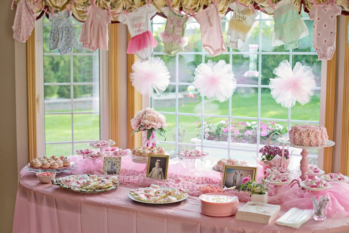 The Benefits Of A Baby Shower Planner