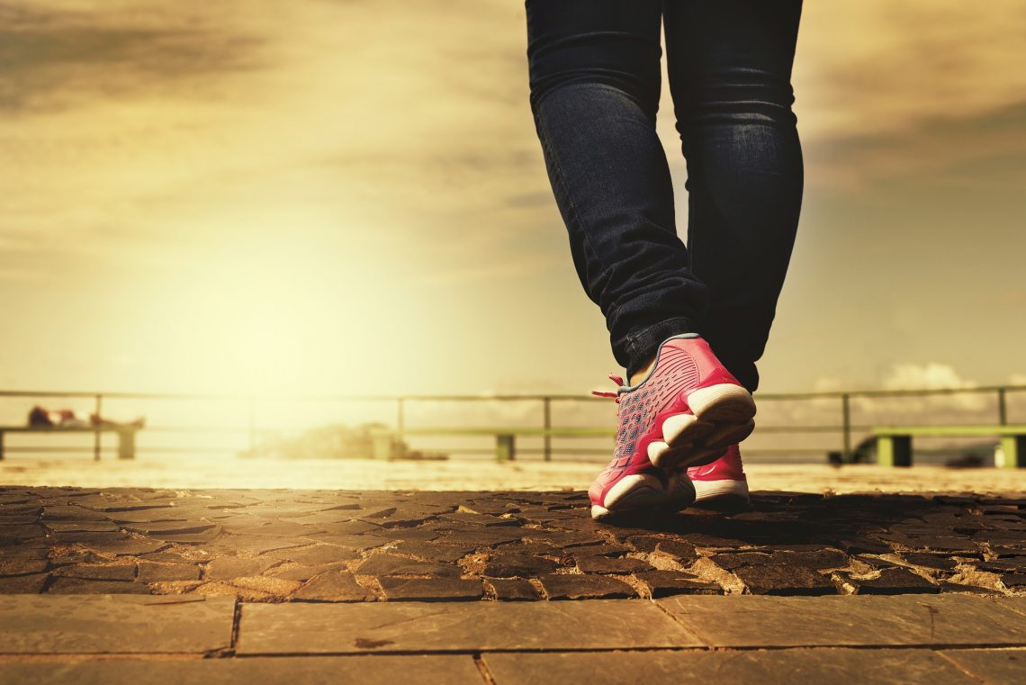 Step Challenge As Part Of Workplace Wellness